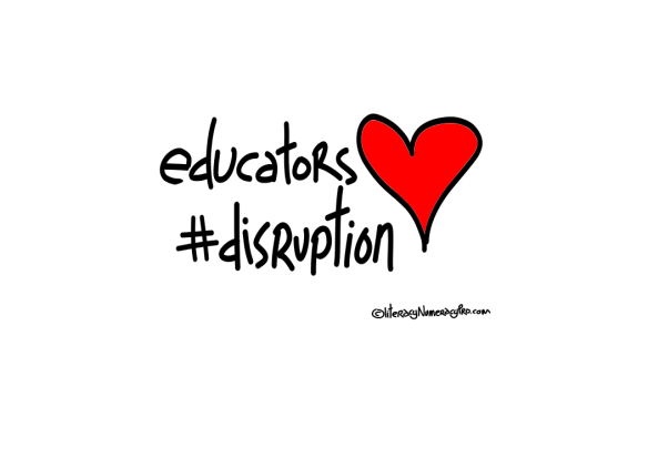 03 Educators heart disruption