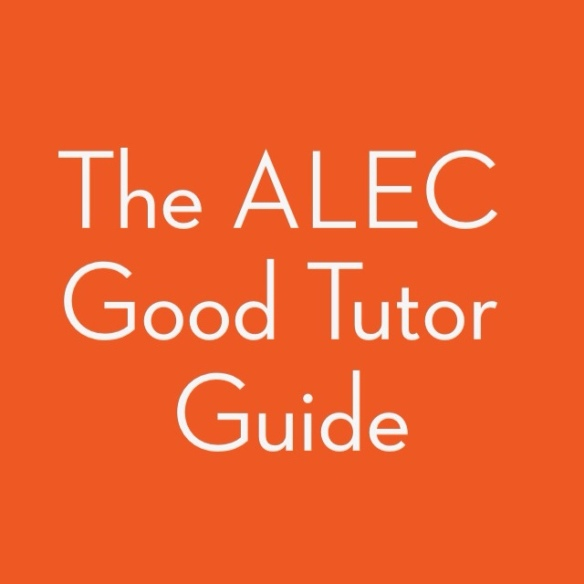 ALEC GOOD TUTOR GUIDE