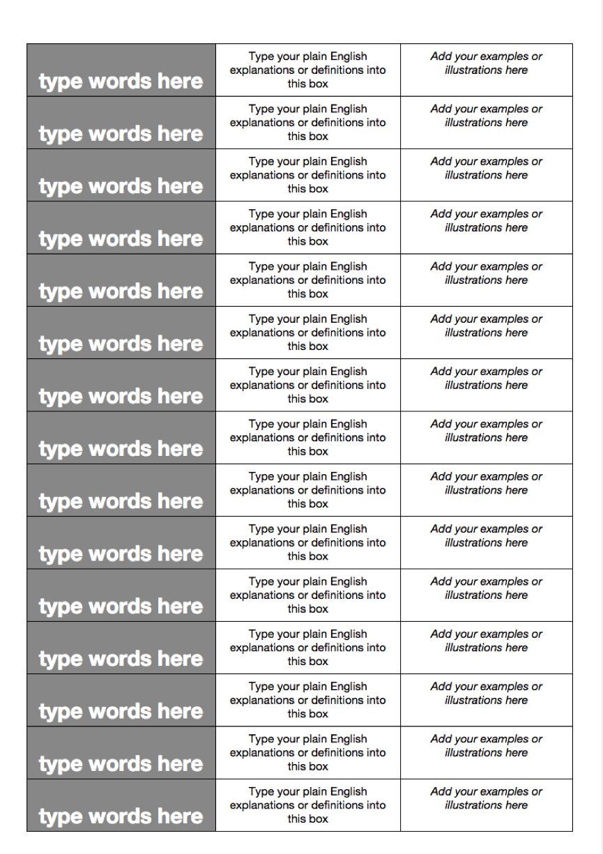 It\'s Not Rocket Science: Embed Specialised Vocabulary With These ...