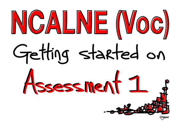 NCALNE Voc Assessment 1