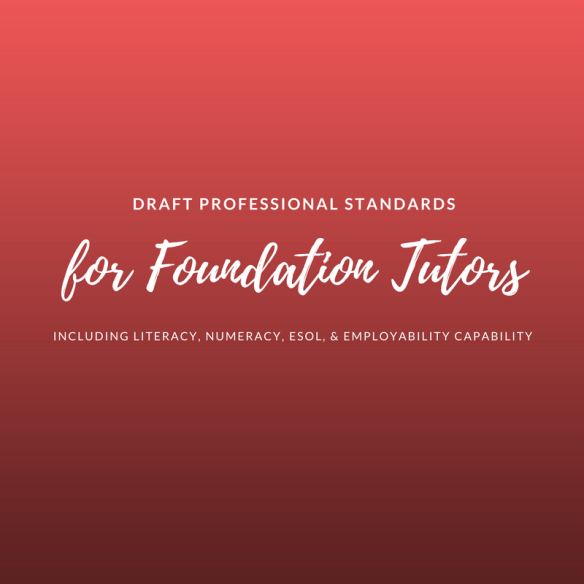 Draft Professional Standards (1)